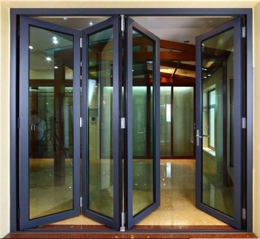 Đánh giá ưu điểm khi chọn mua cửa gỗ kính(1)