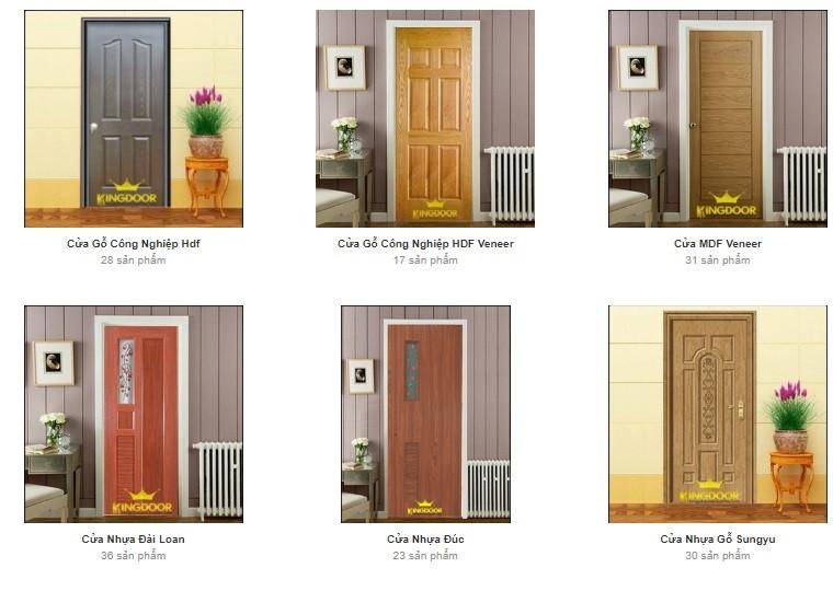 Kinh nghiệm chọn mua cửa gỗ tự nhiên với chất liệu phù hợp(1)