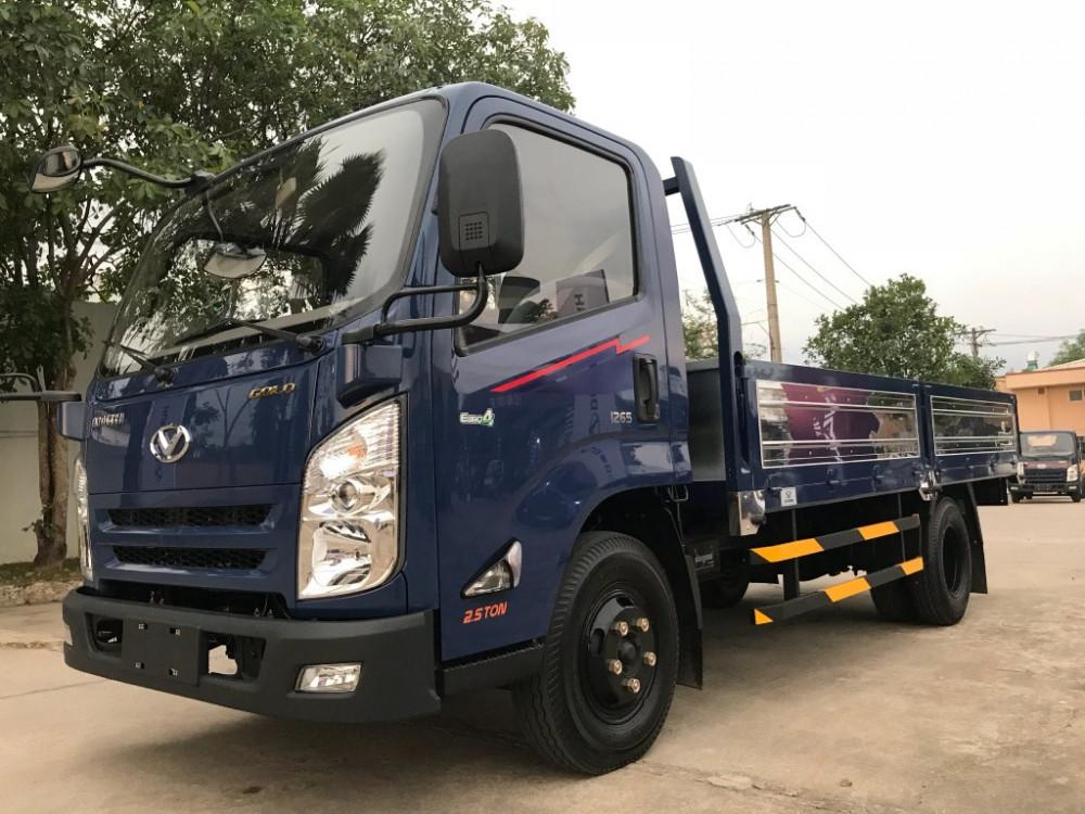 Ưu điểm về ngoại thất xe tải 2.5 tấn Hyundai IZ65 thùng lửng