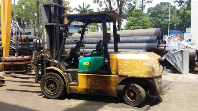 Kinh nghiệm quý báu chọn mua xe nâng cũ quận Bình Thạnh, Hồ Chí Minh