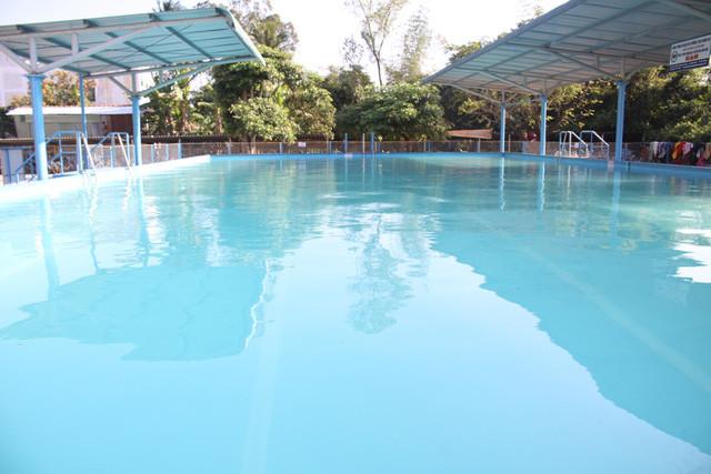 Cung cấp máy bơm hồ bơi quận Gò Vấp, TPHCM - Máy bơm hoạt động trong điều kiện áp suất dưới nước cao
