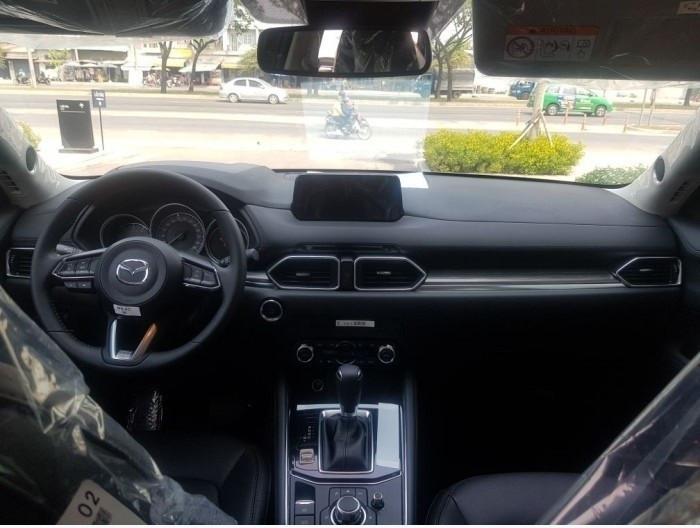Đánh giá chi tiết xe Mazda CX-5 2018(4)