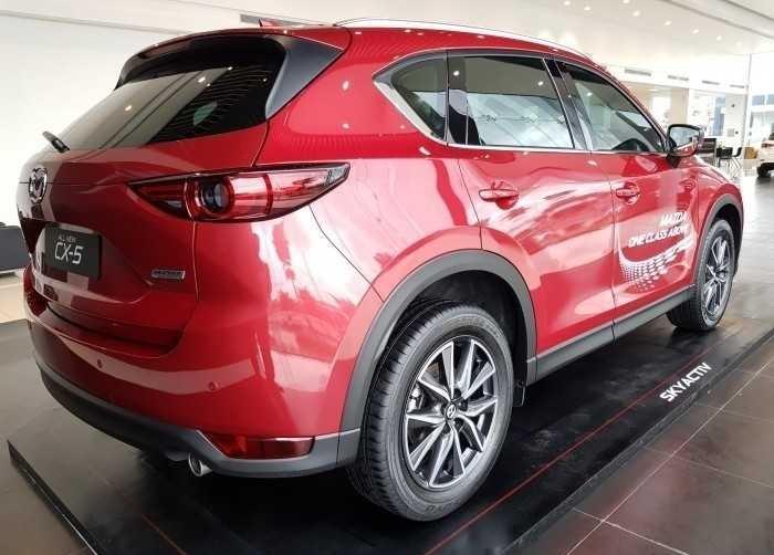 Đánh giá chi tiết xe Mazda CX-5 2018(9)