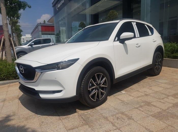 Đánh giá chi tiết xe Mazda CX-5 2018(12)