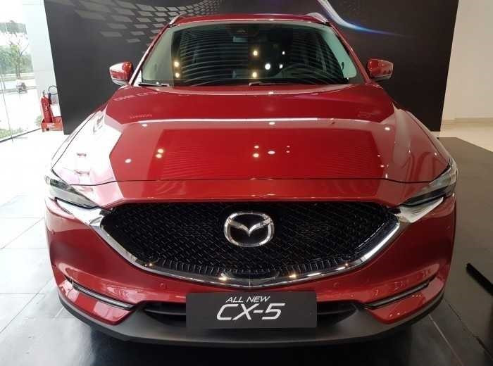 Cập nhật bảng giá xe mazda CX-5 2018 mới nhất
