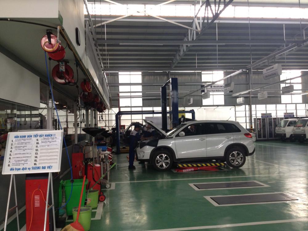 Đại lý xe tải Suzuki Đại Việt quận 2, TPHCM: Chuyên xe tải nhẹ, xe du lịch nhập khẩu Thái