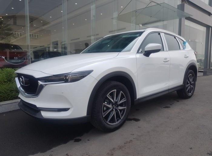 Mazda CX-5 2018 có gì mới?