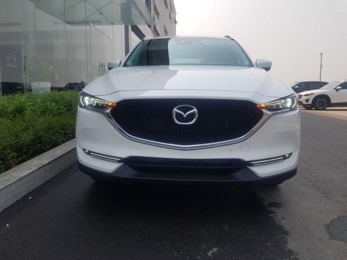 Mazda CX-5 2018 có gì mới?(1)