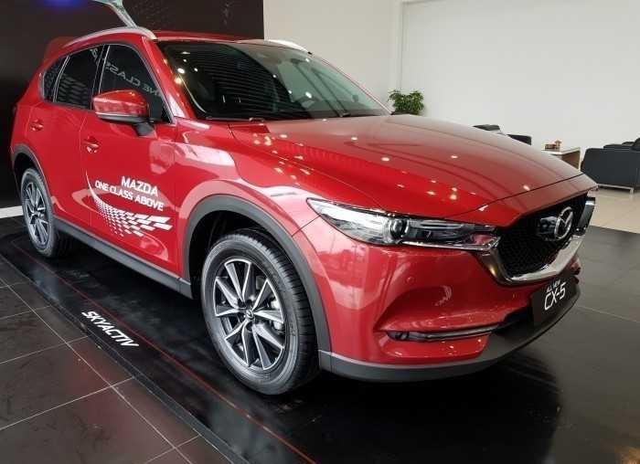 Mazda CX-5 2018 có gì mới?(6)