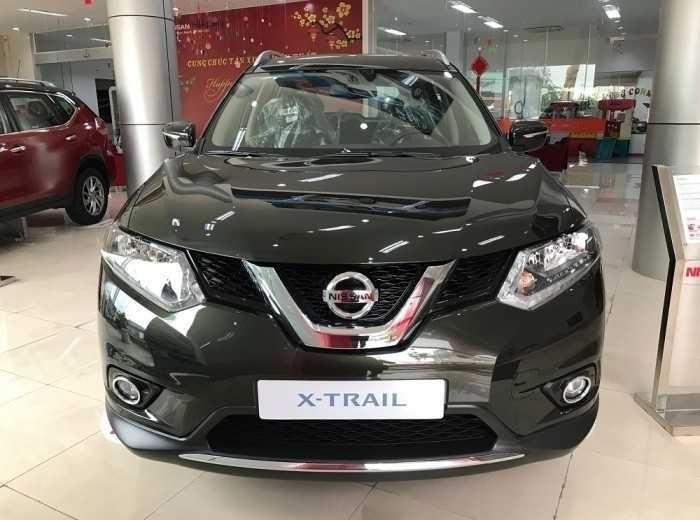 Cập nhật bảng giá Nissan X Trail mới nhất(2)