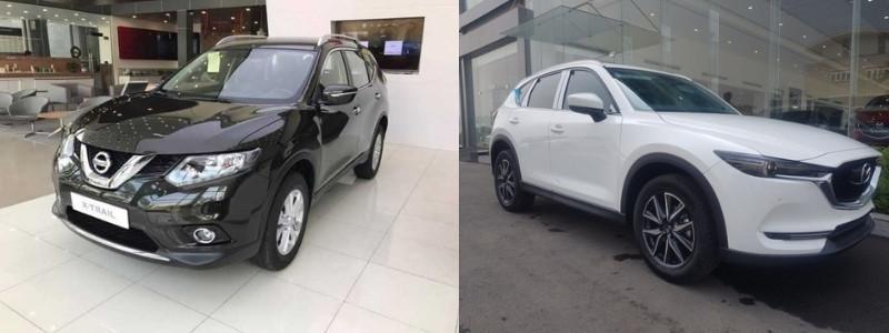 So sánh xe Nissan X-Trail và Mazda CX-5: nên chọn mua xe nào?(6)