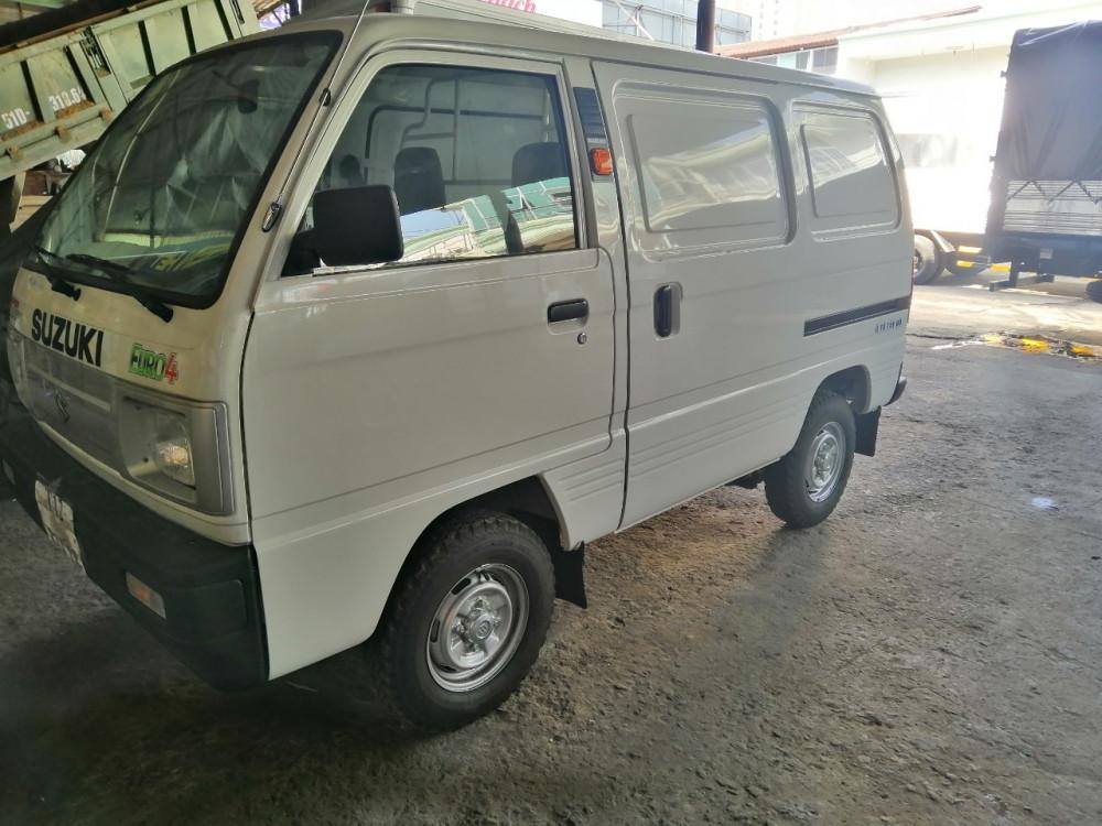 Lý do khuyên bạn nên mua xe tải Suzuki Blind Van 580kg và 490kg quận Thủ Đức, TPHCM