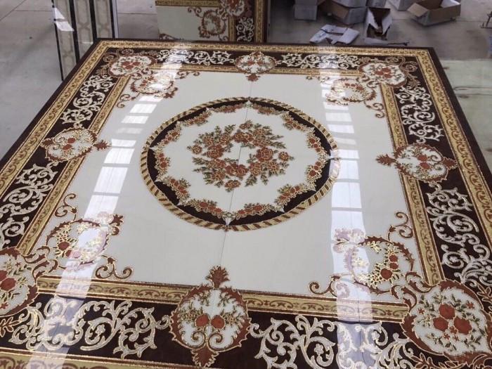 Mẫu gạch thảm cao cấp - Công ty gạch tranh 3D Hưng Đại Phát