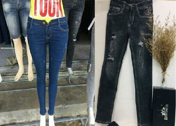 Xưởng may Nam Khang - Nhận may quần Jean nam nữ giá tốt
