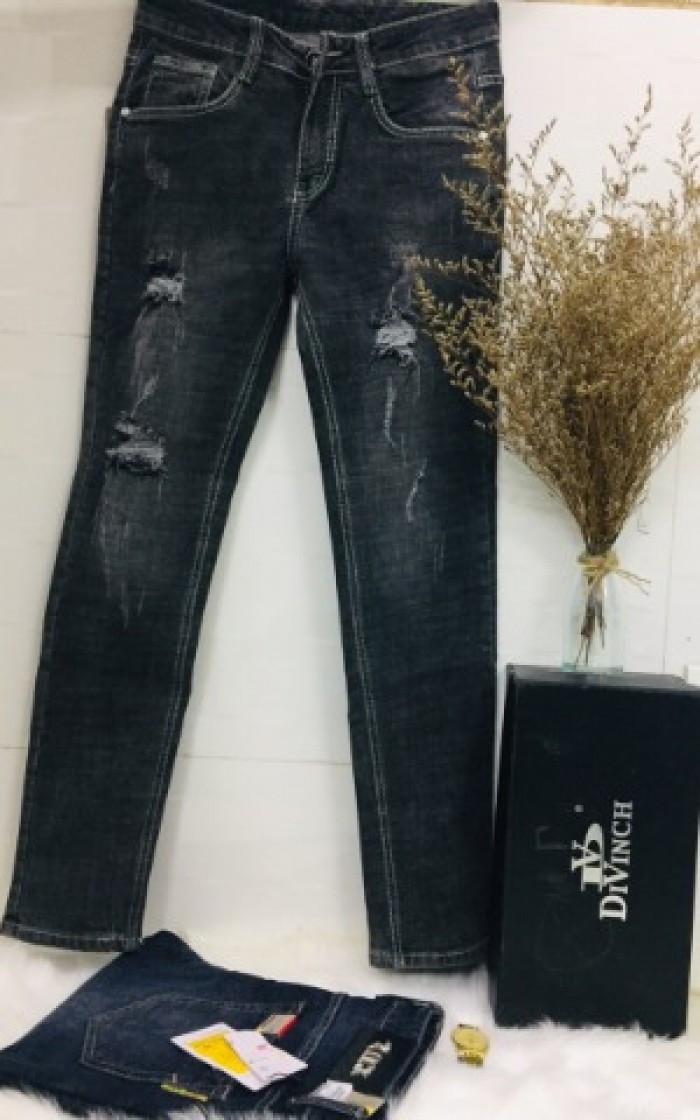 Mẫu quần Jean đẹp, giá sỉ tốt nhất quận Bình Tân, TPHCM