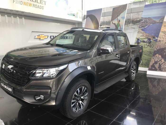 Có nên mua Chevrolet Colorado quận Bình Tân, TP Hồ Chí Minh không?