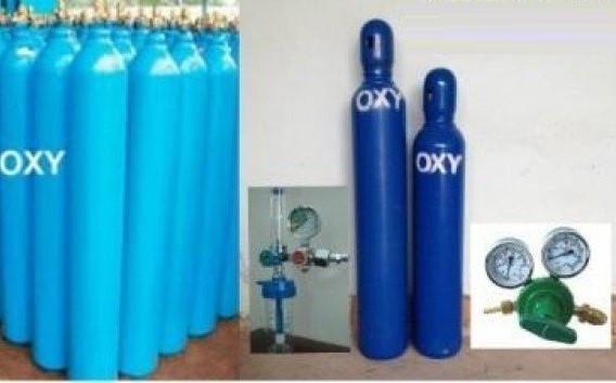 Những điều cần lưu ý khi sử dụng bình oxy hỗ trợ tại nhà