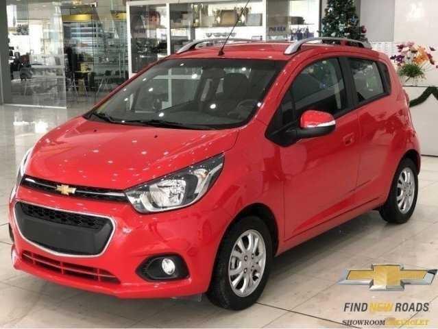 Đánh giá Chevrolet Spark 2018 - Đại lý Chevrolet An Thái quận Bình Tân, TPHCM