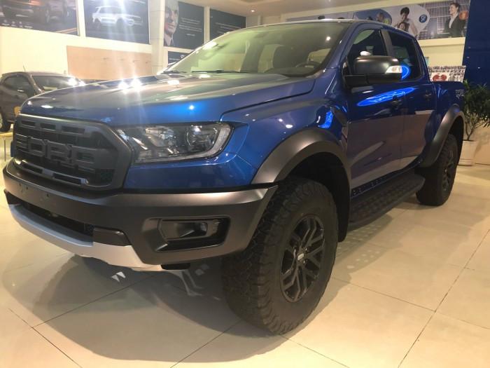 Phiên bản Ford Ranger Raptor