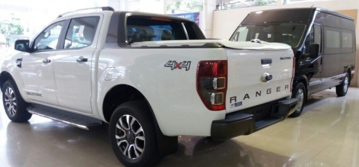 Ford Ranger 4×4 AT 2.0 – Wildtrak