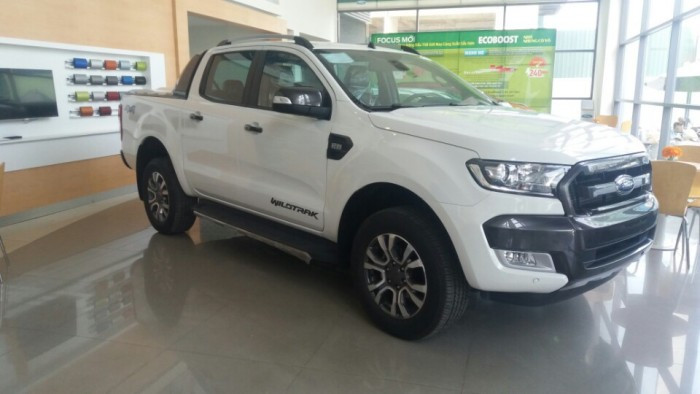Ford Ranger 4×2 AT 2.0 – Wildtrak