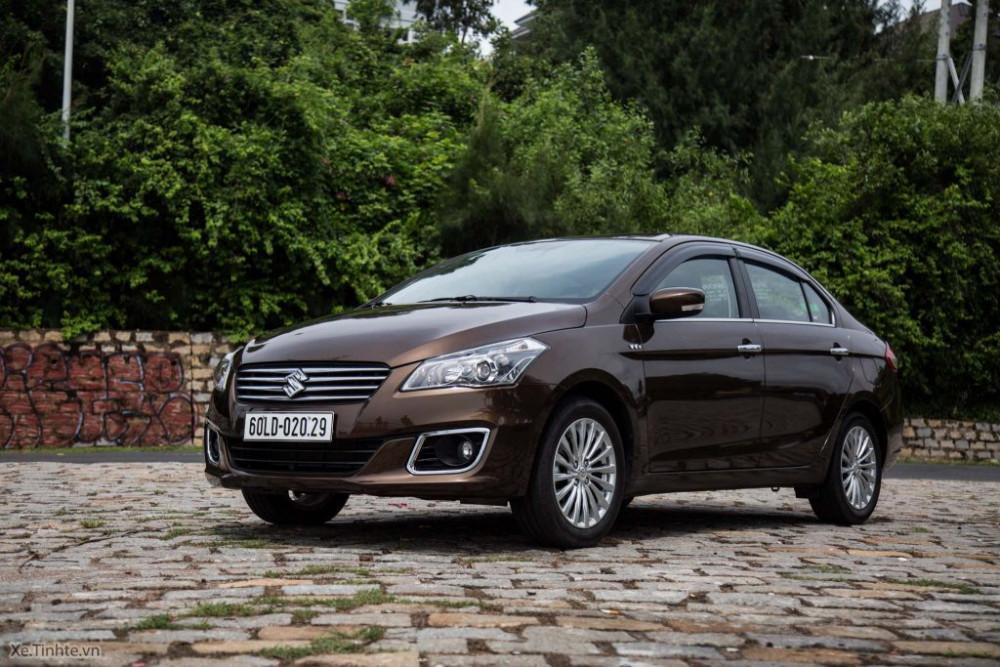 Bán xe Suzuki Ciaz 2018, nhập khẩu nguyên chiếc Thái Lan, sang trọng, tiết kiệm