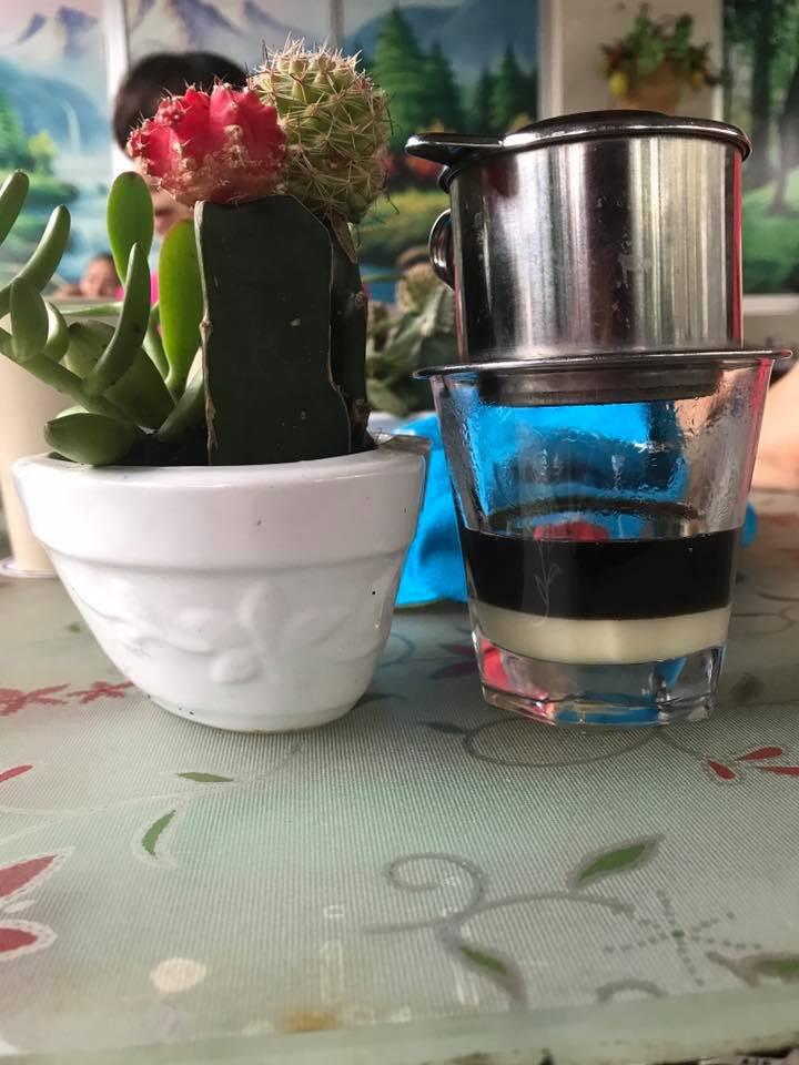 Cà phê nóng