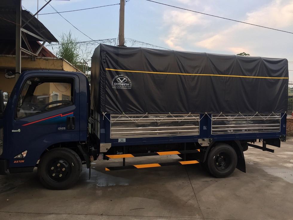 Bảng giá xe tải IZ65  2.5 tấn, hổ trợ trả góp 80% lãi suất cực thấp(1)