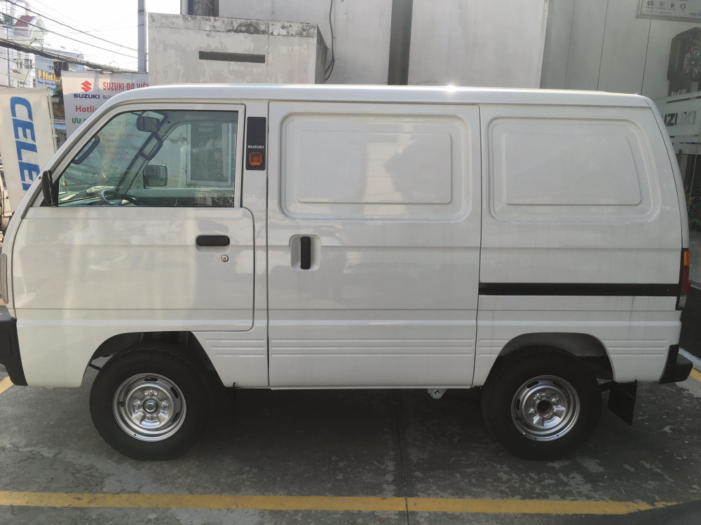 Tại sao nên chọn mua xe tải suzuki van 490kg?(4)
