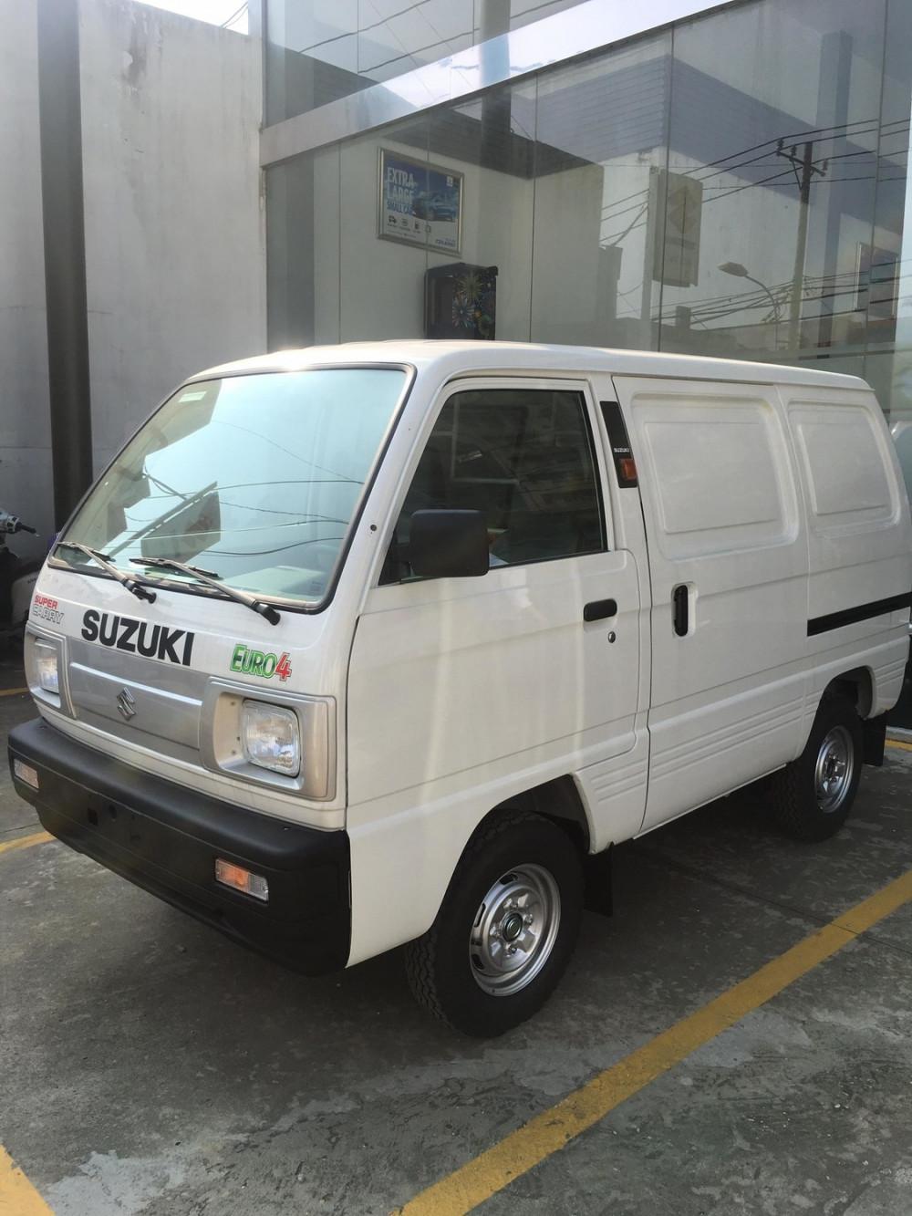 Tại sao nên chọn mua xe tải suzuki van 490kg?(5)
