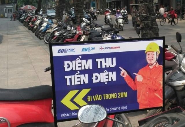 Các loại biển chỉ dẫn nhiều chất liệu giá rẻ tại Quận Thanh Xuân(2)