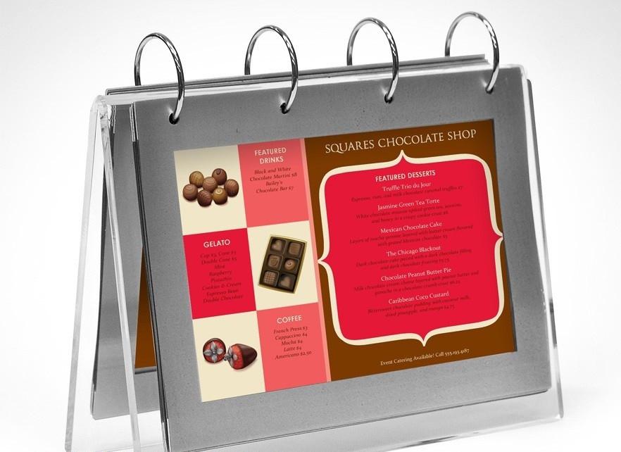 Đế lịch để bàn bằng mica với giá rẻ tại Hà nội(2)
