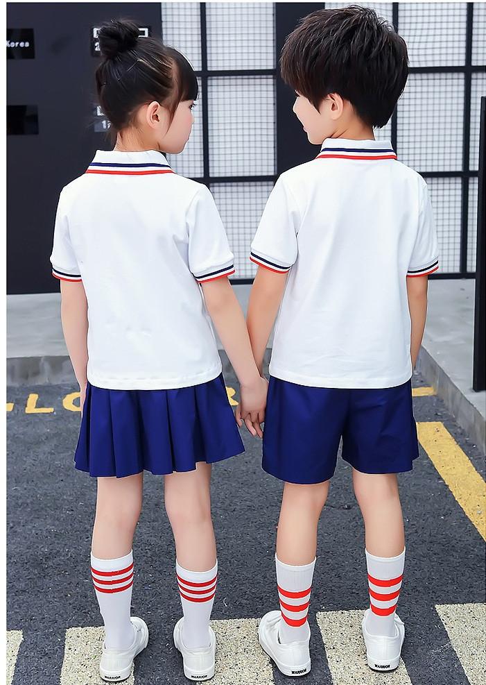 May đồng phục thể thao học sinh cho ngày hội thể dục thể thao mầm non