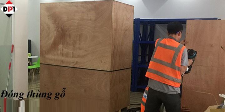 Dịch vụ đóng thùng gỗ giá rẻ cho hàng hóa chuyên nghiệp
