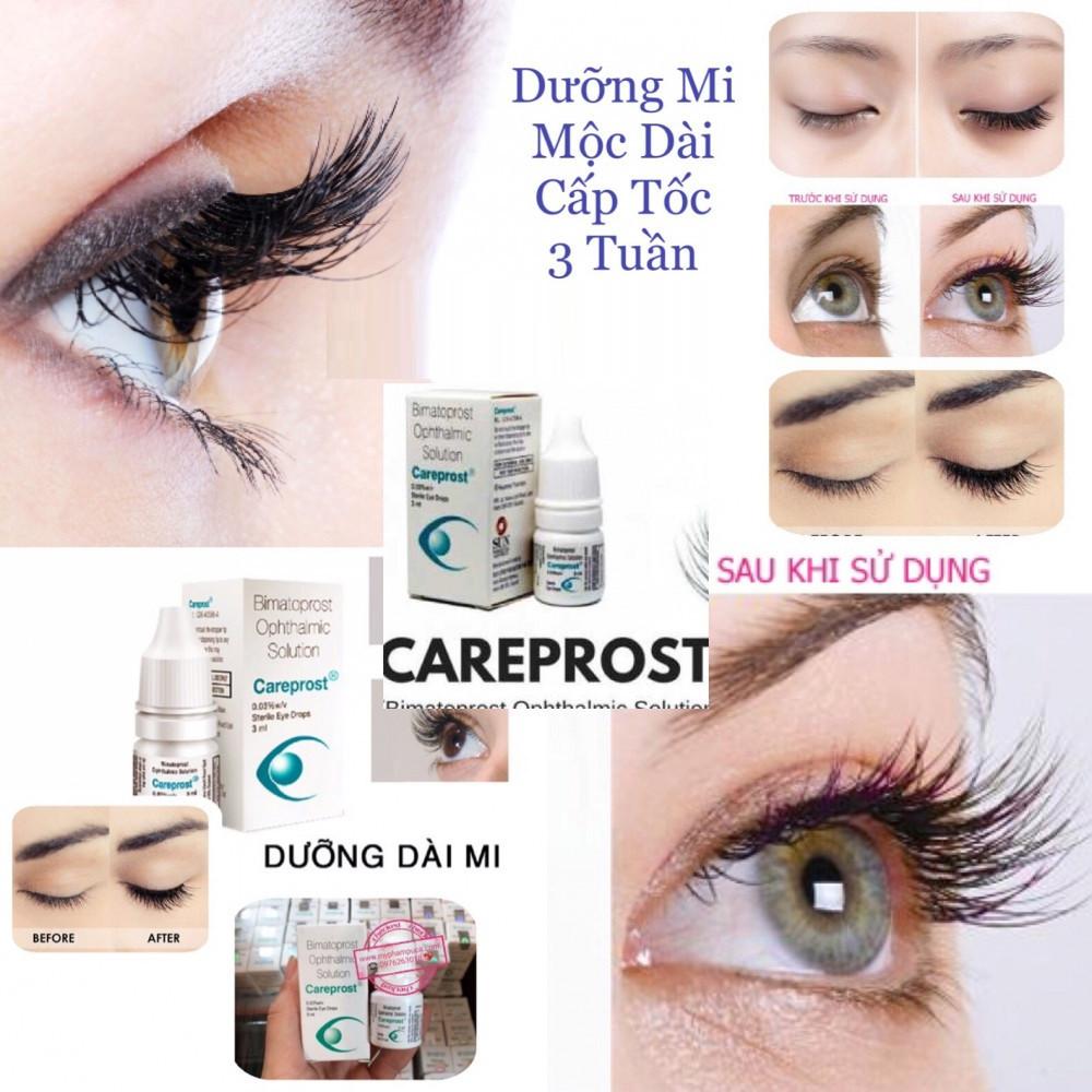 Sản phẩm dưỡng mi Ấn Độ Careport chính hãng có tem công ty