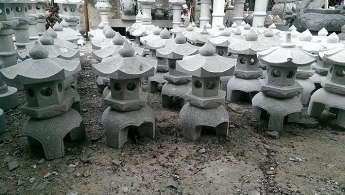 Cung cấp đèn đá kiểu Nhật giá rẻ quận Tân Bình, TP Hồ Chí Minh