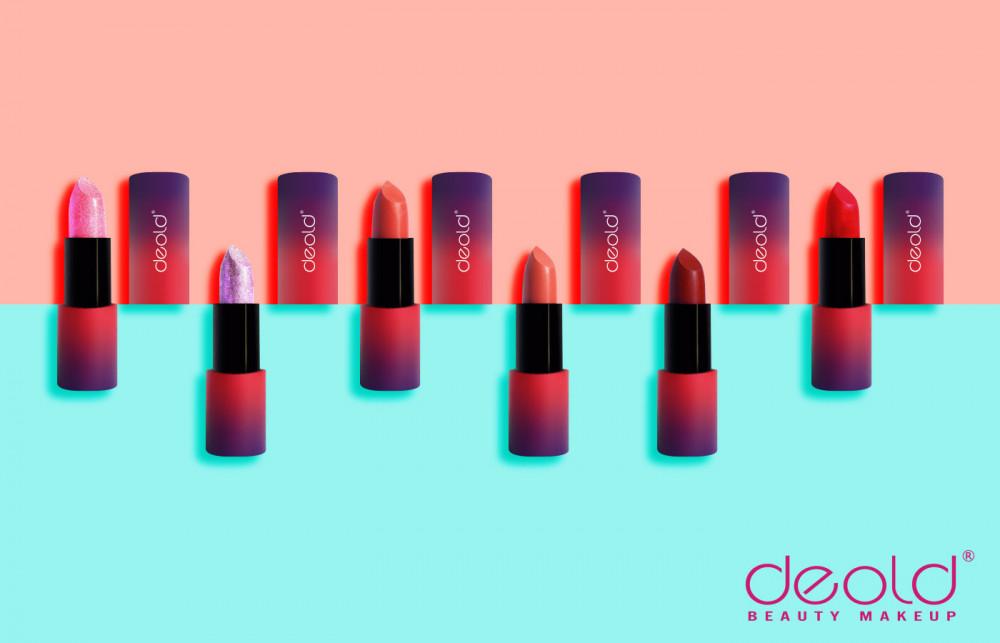 Son môi cao cấp Hàn Quốc Deold Shining Non – Stick Cup Lipstick