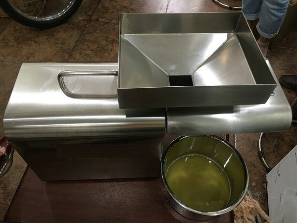 Máy ép dầu gia đình GD-09 3-6kg/h(3)