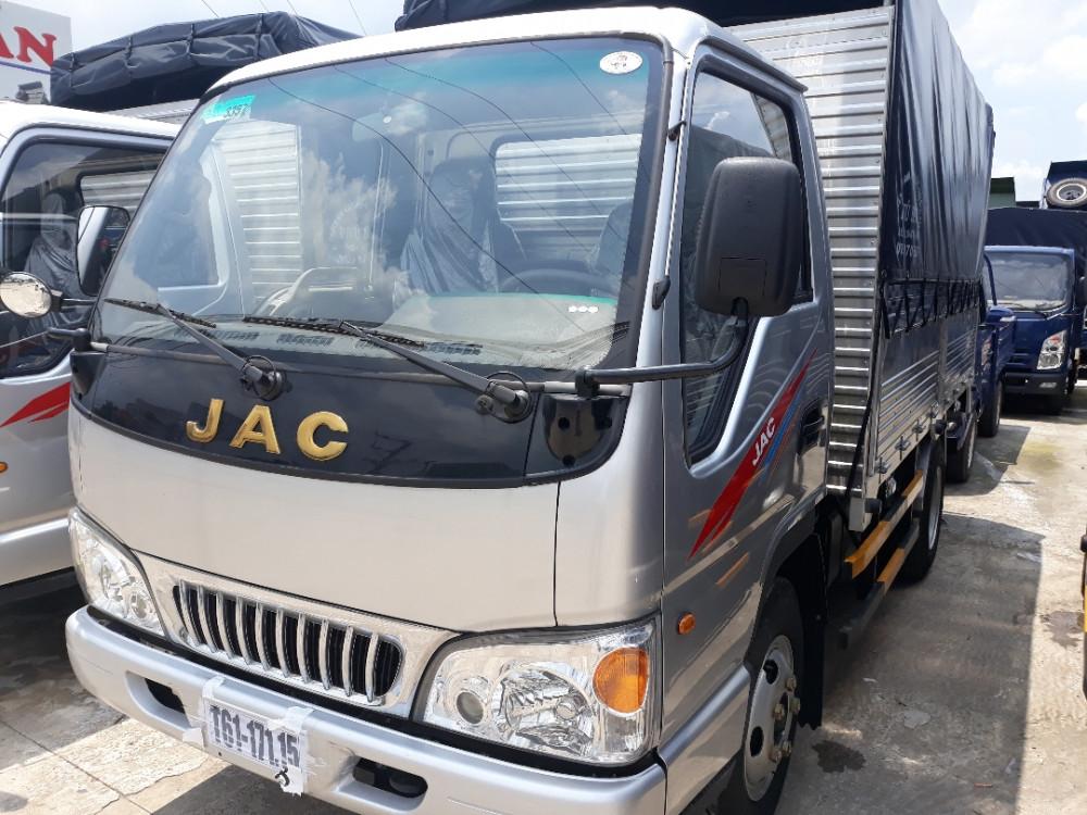 Jac 2T4 thùng bạt