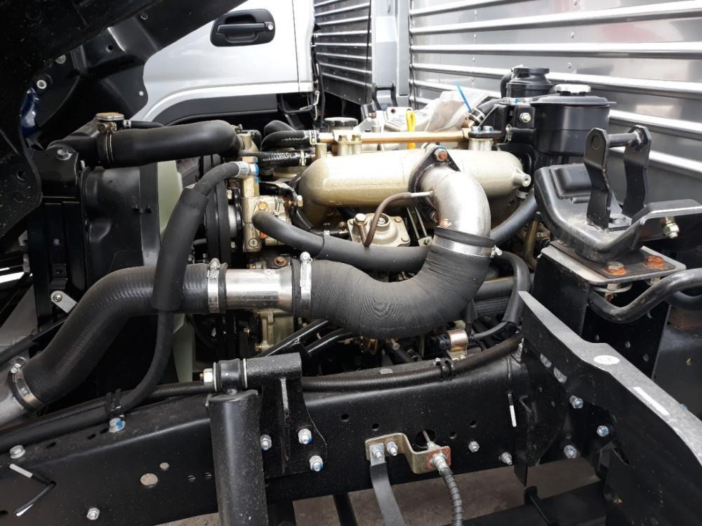 giá xe tải Jac 2T4 thùng bạt - 4