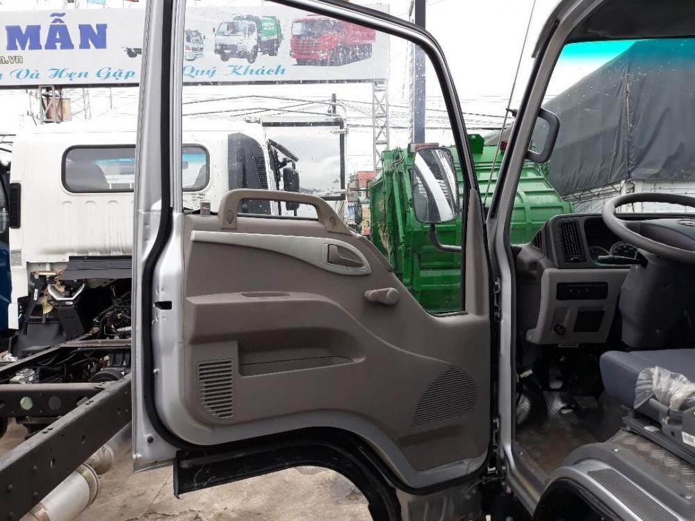giá xe tải Jac 2T4 thùng bạt - 6