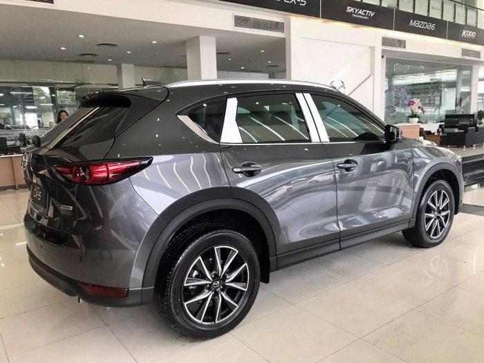 Tư vấn mua xe Mazda CX-5 trả góp tại Bình Dương (1)