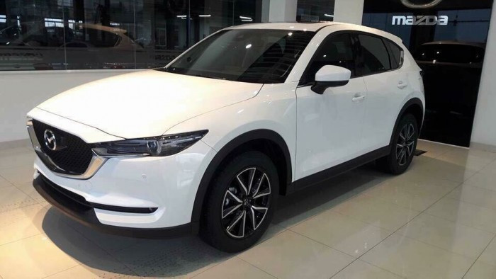 Chi tiết so sánh 3 phiên bản xe Mazda CX5(1)