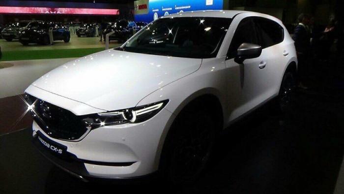 Chi tiết so sánh 3 phiên bản xe Mazda CX5(2)
