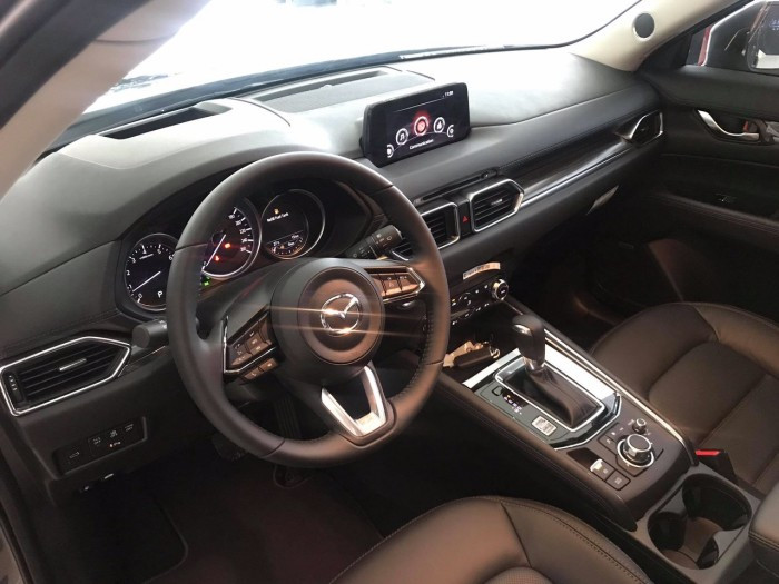 Chi tiết so sánh 3 phiên bản xe Mazda CX5(3)