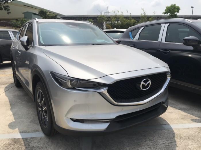 Chi tiết so sánh 3 phiên bản xe Mazda CX5(5)