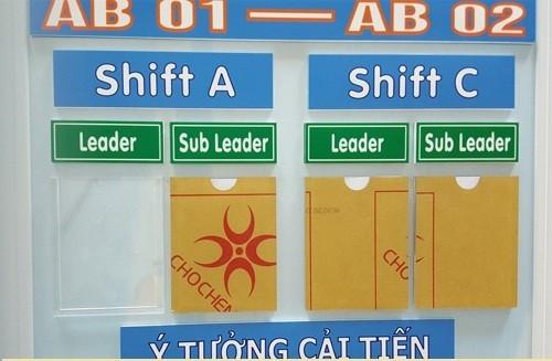 Kệ treo tường khổ A4 nhiều loại cho quý khách hàng thoải mái lựa chọn