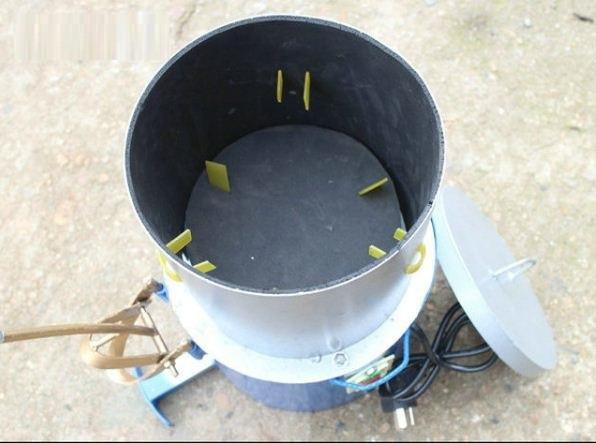 Máy bóc vỏ hành tỏi VN 9889 - Giải pháp giúp cho quá trình chuẩn bị nguyên liệu trở nên thuận tiện và dễ dàng