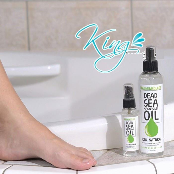 Những công dụng tuyệt vời của dầu Magiê từ muối biển chết - Magnesium Oil Spray(1)