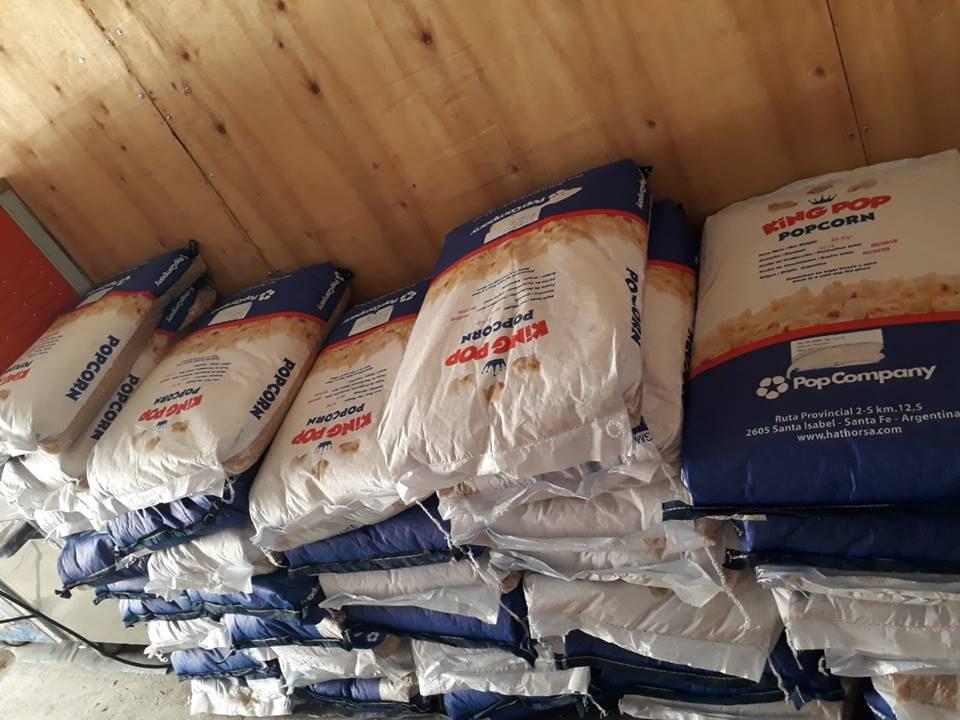 Kinh doanh ngô kingpop Argentina 20kg/bao uy tín tại Cầu Giấy, Hà Nội